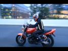 Honda CB400 Super Four 2001 - Апельсин