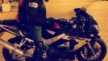 Honda CBR929RR FireBlade 2001 - Фаер 929й