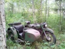 Урал М62 1962 - колясыч
