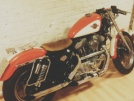 Harley-Davidson XL 1200 C Sportster Custom 1998 - Хурма