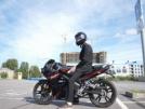 Honda CBR125R 2011 - кетай)