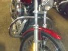 Harley-Davidson 1200 Sportster Custom 2008 - харлюшка