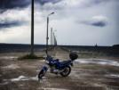 Yamaha YBR125 2009 - Синий