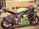 Kawasaki ZX-6R 2013 - Шершень