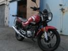 Yamaha YBR125 2007 - Трудяга