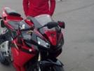 Honda CBR600RR 2005 - сибр