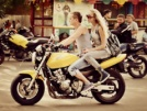 Honda CB600F Hornet 1999 - Жолтый