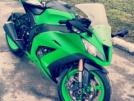 Kawasaki ZX-10R 2011 - мотоцикл