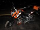 KTM 200 Duke 2012 - Заводной ап