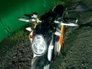 KTM 990 Super Duke 2007 - уголек