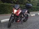 KTM 200 Duke 2012 - Рыжик