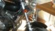 Honda CB400 Super Four 1992 - девочка