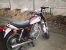 Yamaha SR400 2007 - Селёдка