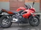 Kawasaki ER-6f 2011 - Рыжий