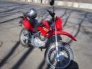 Honda XR125L 2012 - Мот