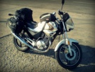 Yamaha YBR125 2008 - Юбрь