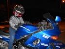 Kawasaki ZZR600 1998 - моя девочка
