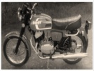 Cezeta 350 typ 472.6 1989 - Чезет