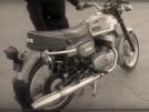Cezeta 350 typ 472.5 1984 - Чиза