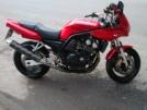 Yamaha FZ400 Fazer 1997 - красный