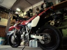 Honda XR250R 2001 - Иксэр