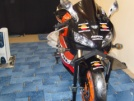 Honda CBR600RR 2006 - Морковка