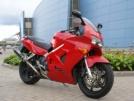 Honda VFR800i 2001 - красный
