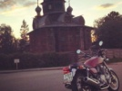 Honda CB1100 2014 - red wings