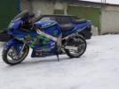 Suzuki GSX-R600 2001 - Джиксер