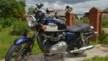 Triumph Bonneville 2011 - мотоцикл