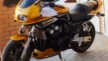 Yamaha FZS600 2002 - Утёнок