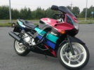 Honda CBR600F 1991 - Сибер