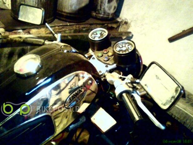 как собрать мотоцикл сову