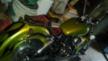 Honda VT400 Shadow 2005 - Zеленый Zмий