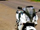Honda VFR800 V-Tec 2012 - сметанка
