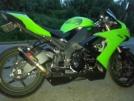 Kawasaki ZX-10R 2008 - Crazy Frog