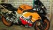 Honda CBR929RR FireBlade 2001 - Хондочка