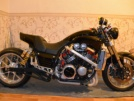 Yamaha VMX1200 V-MAX 1989 - Booster