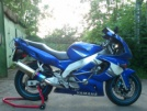 Yamaha YZF600R Thundercat 2005 - коте