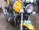 Honda CB400 Super Four 1994 - желтый пузат