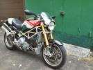 Ducati Monster S4RS Tricolore 2008 - Монстер
