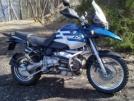 BMW R1150GS 2001 - bumer