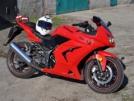 Kawasaki 250R Ninja 2008 - мотоцикл