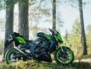 Kawasaki Z750R 2011 - Зелёный