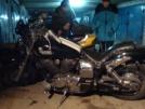 Honda VT400 Shadow Slasher 2001 - Мотоцикл
