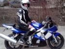 Yamaha YZF-R6 2001 - Мот