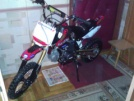 JMC 125 MX 2012 - Pit