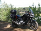 Honda NC700XD 2012 - тарантайка