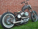 Harley-Davidson 1200 Sportster Custom 1995 - bike