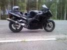 Honda CBR1100XX Super Blackbird 1997 - Птица